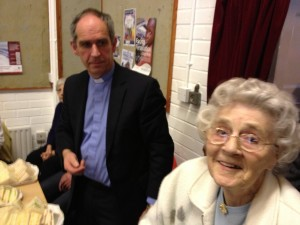 St. Patrick's - 60th Anniversary - Ven Roderic West & Mrs Annie Williamson