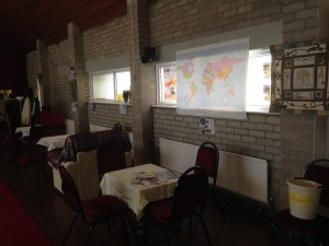 St. Patrick's 24/7 Prayer Space - praying for the world